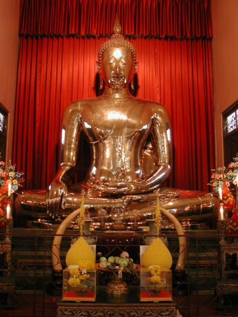 World's Largest Golden Buddha